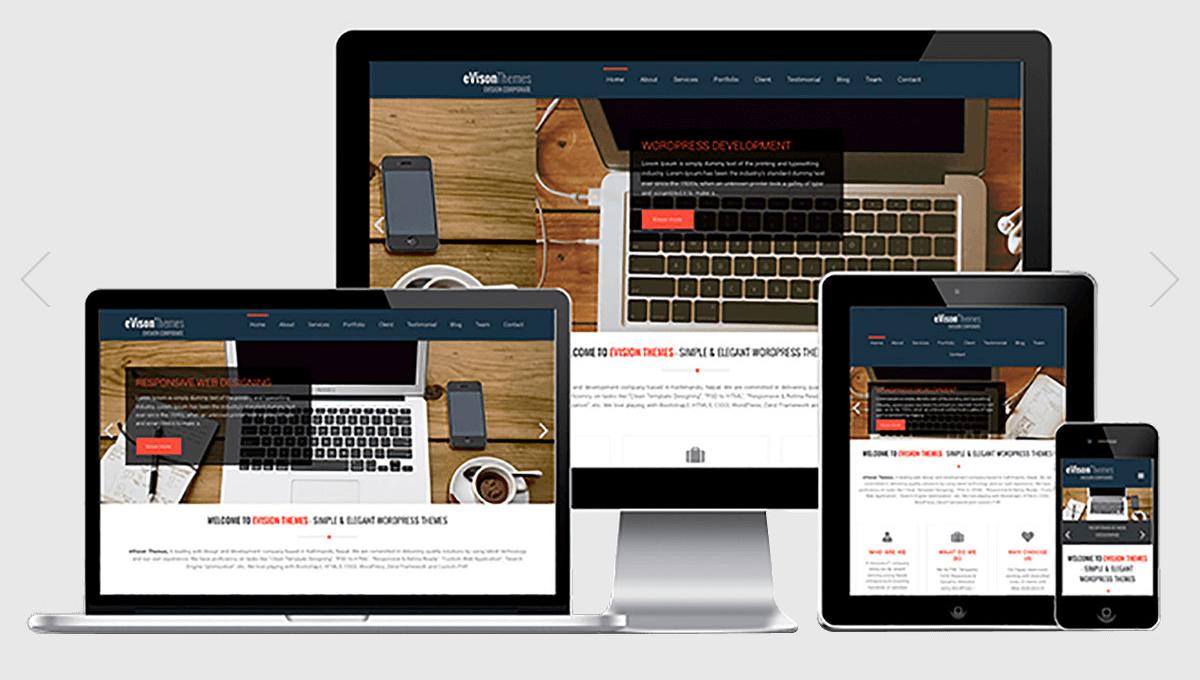 パソコンからスマホまで、柔軟に対応するWebサイト